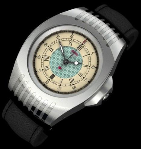 Duesenberg Circular & Rectangular Art Deco Watches | Art, Design & Technology | Scoop.it