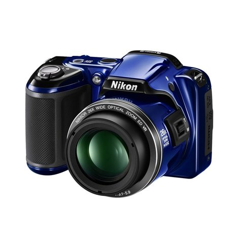 Nikon COOLPIX L810 16.1 MP Digital Camera | Life's A Bargain | Scoop.it