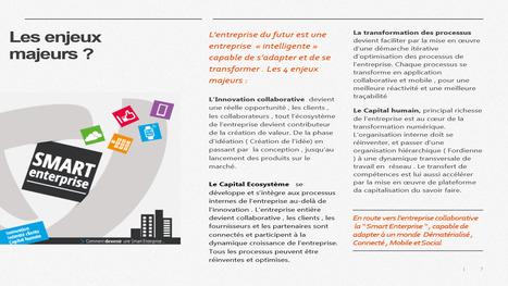 Toutes les entreprises deviennent des entreprises numériques #experiencenumerique | Croissance et références du groupe VISIATIV | Scoop.it