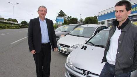 Autopartage : Electrique ou social, les concessionnaires innovent - maville.com | Mobilite | Scoop.it
