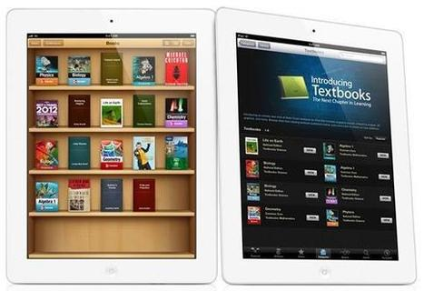 Apple Rolls Out iPad Textbooks, Publishing Software for Teachers | Techland | TIME.com | Scriveners' Trappings | Scoop.it