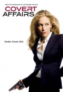 Covert Affairs renewed for a 4th season by USA Network   TV Show News   Scoop.it