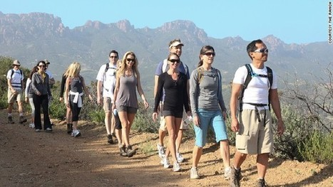 9 deluxe weight loss vacations - CNN International | Women's Health | Scoop.it