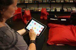 Présentation d'applications jeunesse à la médiathèque de Villerbanne - Biblioworld | tablettes_en_mediatheque | Scoop.it