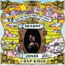 "Sharon Jones And The Dap-Kings, ""Give The People What They Want"" nuevo disco 