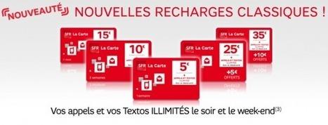 Nouvelle offre SFR La Carte | Geeks | Scoop.it