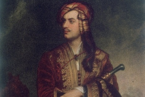 Discovering poetry: Lord Byron's myth-making through verse - Spectator.co.uk (blog) | Romantic Poets | Scoop.it