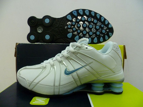 Nike Shox OZ Femme 0010 [Nike Shox U0069] - €61.99 | shox chaussures | Scoop.it