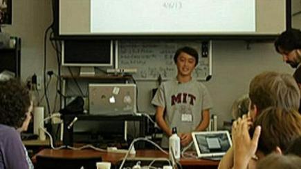 Conoce a Quin Etnyre, el niño que con solo 13 años enseña en el MIT [VIDEO] | Aprendiendo a Distancia | Scoop.it