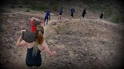 Obstacle Course Training | Sandbag Carry | Westminster | Broomfield | Fitness | Scoop.it