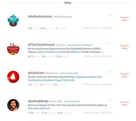 3 Easy Ways to Increase Your Social Media Followers | La Plateforme des Commerciaux Indépendants | Scoop.it