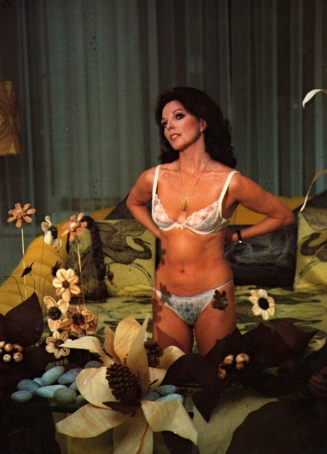 Joan Collins in Bra & Panties | Sex History | Scoop.it