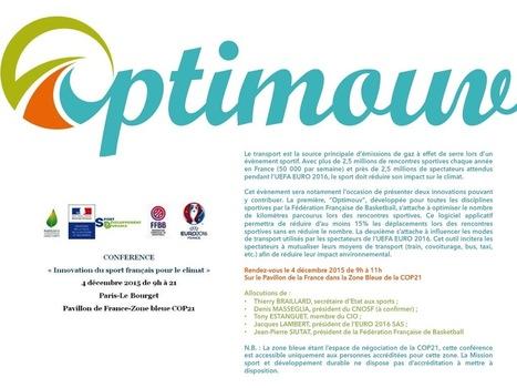 COP21 : les initiatives dans le sport | Sportbusiness | Scoop.it