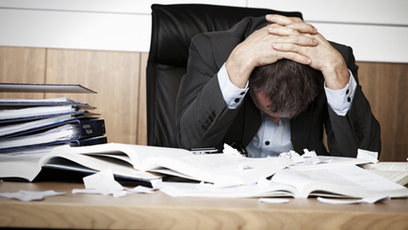 'Employee burnout' is common in one-third of UK companies - 2/25/2013 - Personnel Today | Health for Work | Scoop.it