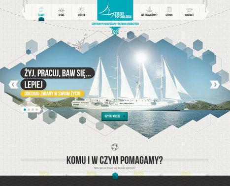 30 Cool Website Designs For Inspiration | Graphic Design | Scoop.it