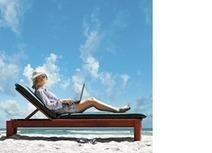 Les femmes déconnectent moins que les hommes pendant les congés - LeadersLeague | Femmes d'affaires | Scoop.it