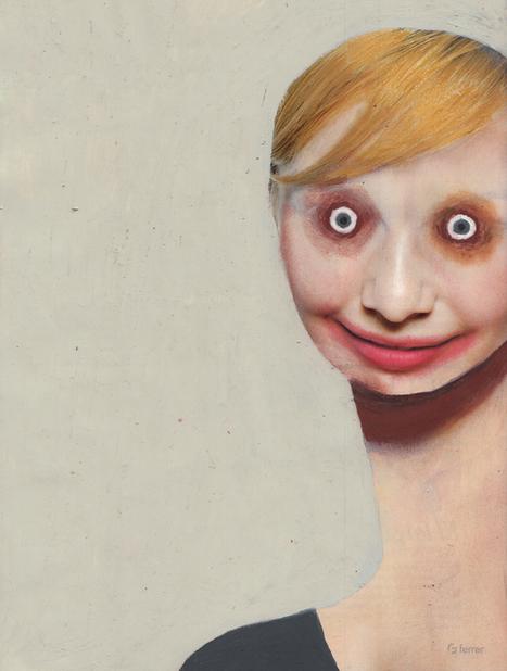 Creepy Art to Keep You Up Tonight | Archivance - Miscellanées | Scoop.it