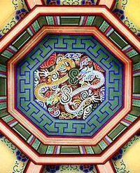 Korean dragon pattern | Year 3-4 Arts: Visual arts - Korean patterns | Scoop.it
