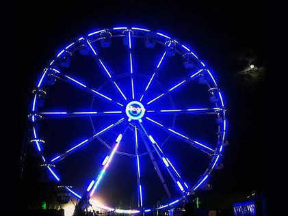 Ferris wheel in Florence | Tourism in Florence | Scoop.it