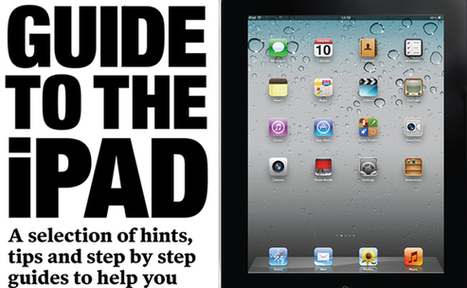How to Setup an iPad – Quick and Easy Guide | iPadableiPadable | Educational Technology | Scoop.it