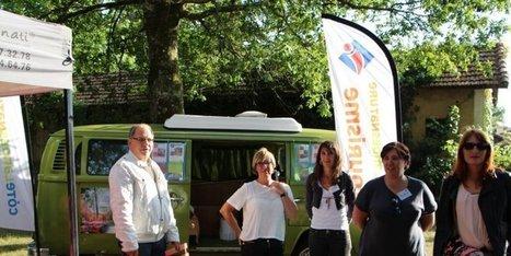 Cet été, l'office de tourisme Côte Landes Nature joue les nomades! | Actu Réseau MOPA | Scoop.it