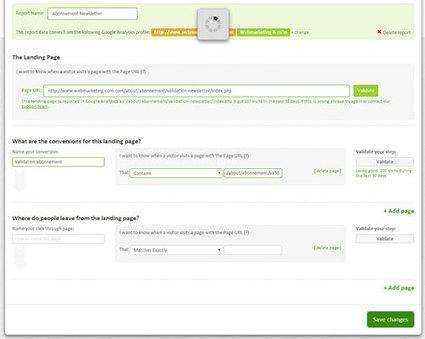 Mieux exploiter les données Google Analytics grâce à PadiTrack | Veille digitale | Scoop.it