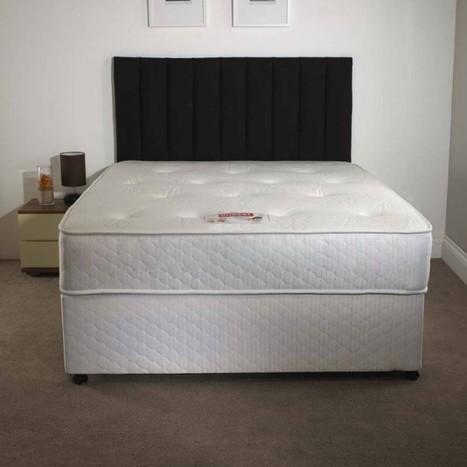 Double divan bed   bedvalley   Scoop.it