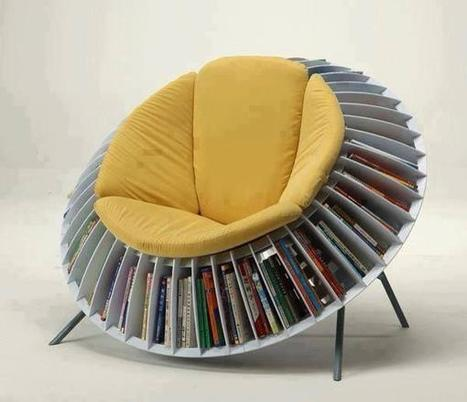 Twitter / IntThings: Awesome Chair Design ... | Web Design and Related | Scoop.it