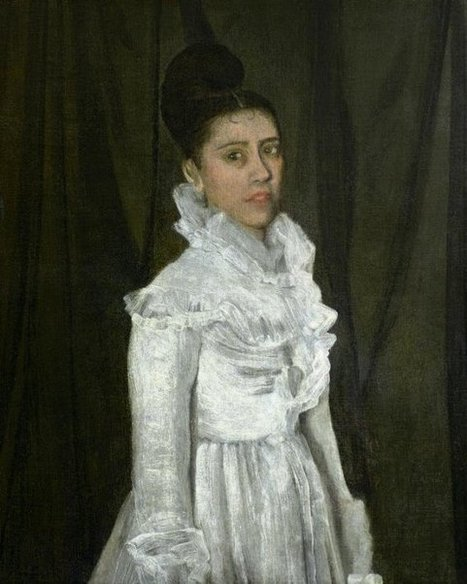 Un musée hollandais découvre un tableau de Whistler de très grande valeur dans son dépôt - France 3 Nord Pas-de-Calais   J'écris mon premier roman   Scoop.it