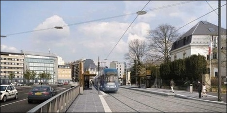 Le gouvernement met le tram sur les rails - Luxembourg | Luxembourg (Europe) | Scoop.it