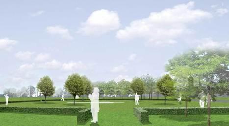500 ans de Réformation - 500 arbres pour Wittenberg - Jardín de Lutero - Luthergarten | REF-500: Le 500e anniversaire de la Réforme | Scoop.it