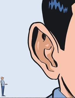 How to be a good listener: the experts' guide | Growing To Be A Better Communicator | Scoop.it