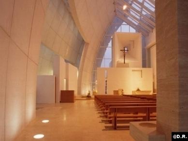 Richard Meier : Chiesa Dives in Misericordia | Architecture pour tous | Scoop.it