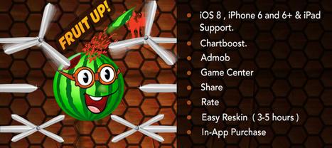 Buy Dot Up! iOS Top Ranking App! Full Games | Chupamobile.com | ios source code | Scoop.it