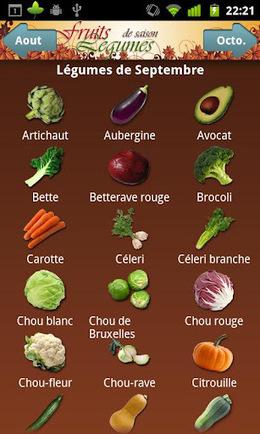 Fruits et légumes de saison : Achetez au meilleur moment | Cuisine & Déco de Melodie68 | Scoop.it