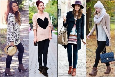18 Street Style Outfit Ideas with Ankle Boots - fashionsy.com | Fashion | Scoop.it