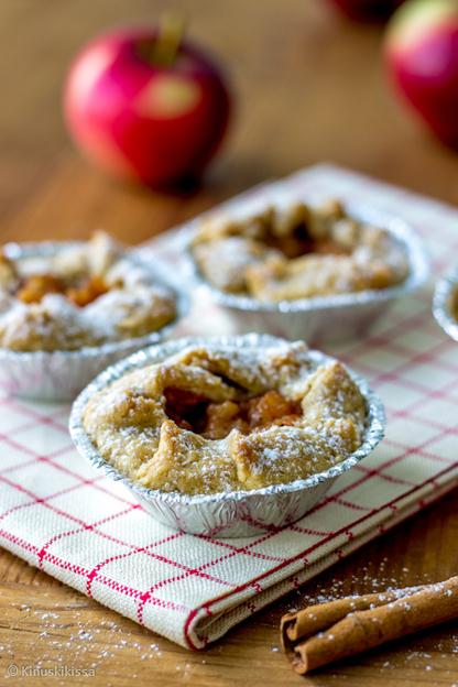 Omenapiiraset | Leivontaohjeita | Scoop.it