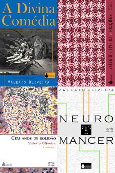 Obras completas de Valerio Oliveira   Ficção científica literária   Scoop.it