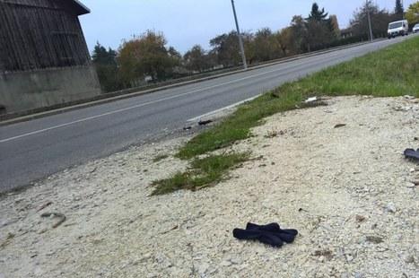 ORNEX La moto qui a percuté le joggeur décédé roulait très vite - Le Dauphiné Libéré | Accident deux roues motorisés | Scoop.it