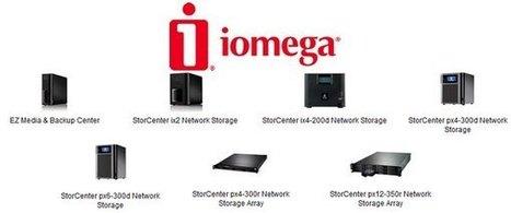 Iomega – 1 million de NAS | Cachem | Soho et e-House : Vie numérique familiale | Scoop.it