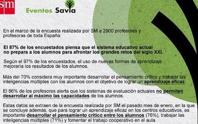 La educación se está moviendo - Teach Abroad Spain Blog   APRENDIZAJE A LO LARGO DE TODA LA VIDA   Scoop.it