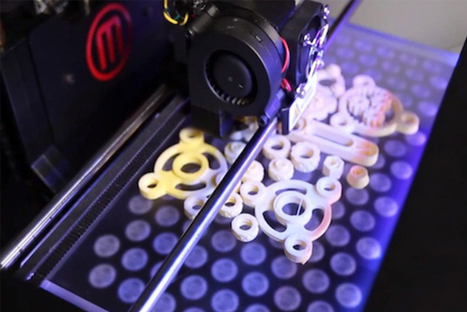 How 3D Printing Can Turn The Average Consumer Into A Powerful Maker   Digital Design and Manufacturing   Scoop.it