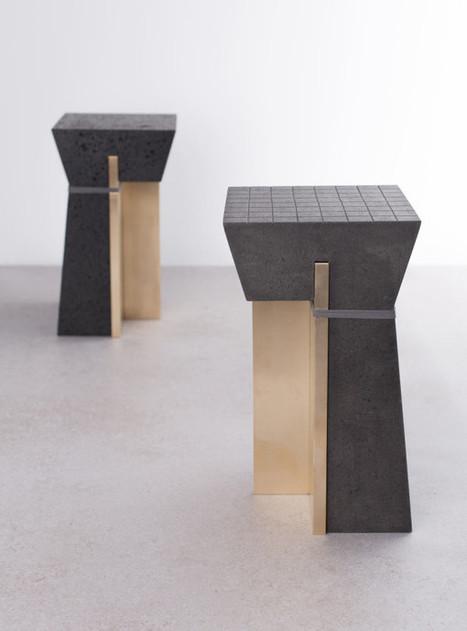 Formafantasma utilise de la lave du volcan Etna pour fabriquer tabourets et tables | inoow design lab | Scoop.it