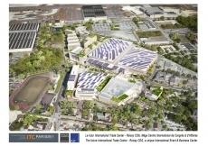 L'EPA Plaine de France présente le futur ITC de Roissy (Centre de Congrès) | Projets & actu | Scoop.it