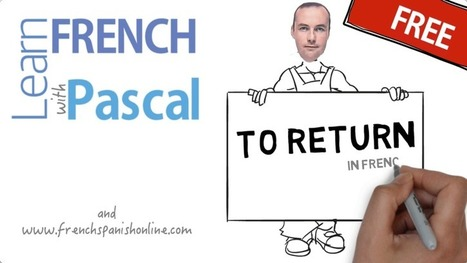 Hos to say ' to return' in French | Learn French online | Scoop.it