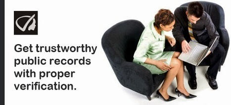 Instant Profiler: Get Trustworthy Public Records With Proper Verification. | Best people search, criminal and business records search services- InstantProfiler | Scoop.it