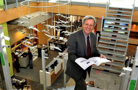La bibliothèque la plus technologique au Québec | LibraryLinks LiensBiblio | Scoop.it