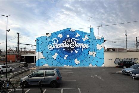 Rose Béton. Le graffiti envahit le musée des Abattoirs de Toulouse dès le 2 juin   Actualité culturelle : quoi de neuf ?   Scoop.it