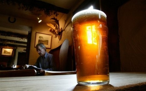Pub industry gives three cheers to another penny off a pint in Budget 2015 - Telegraph.co.uk | British-Pubs Newsletter | Scoop.it