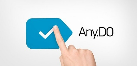 Any.DO To Do List | Task List - Applications Android sur GooglePlay | Android Apps | Scoop.it